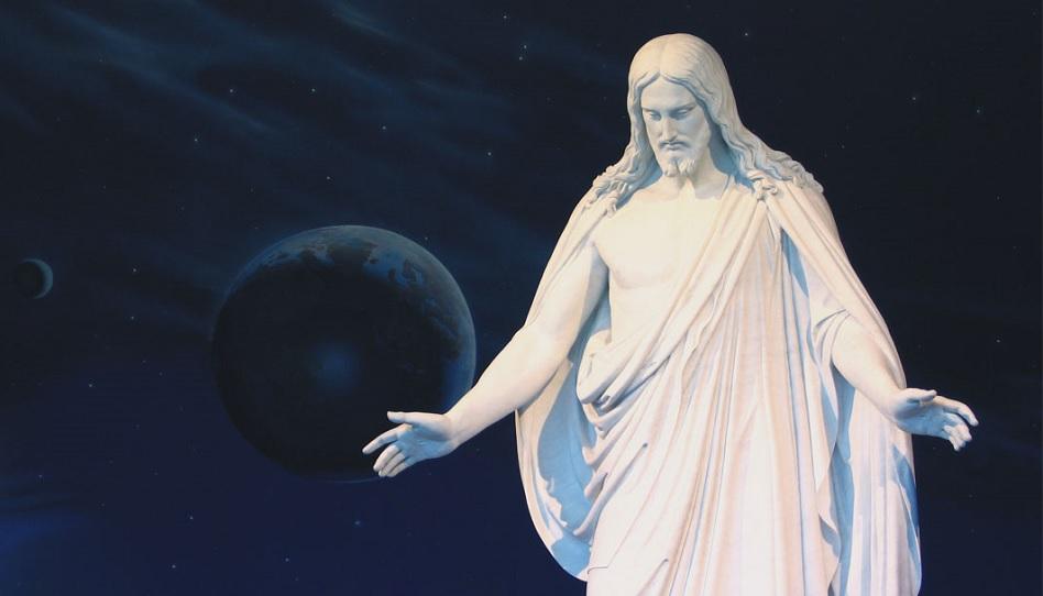 Komm zu Jesus Christus. Er empfängt dich mit offenen Armen.