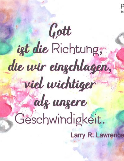 Lawrence Richtung