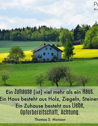 Monson Zuhause