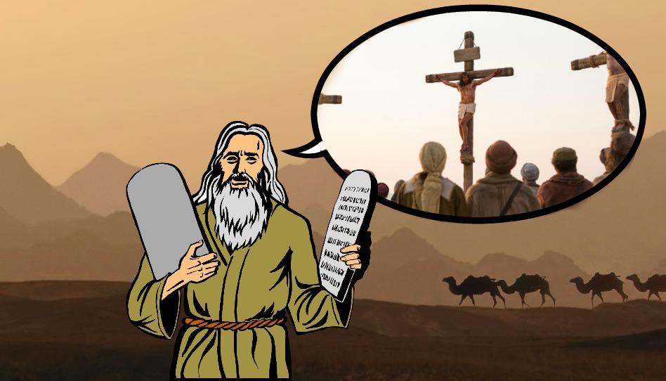 Was wir aus dem Gesetz des Mose über das Sühnopfer Christi lernen