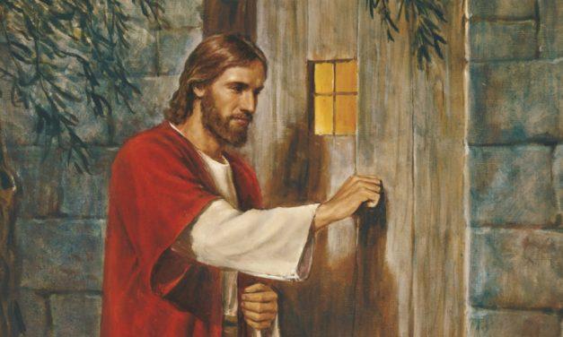 Als einmal Gott zu Besuch kam
