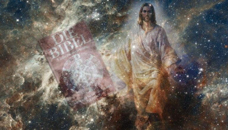 Christus Bibel Weltall