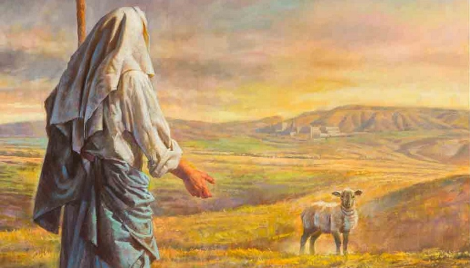 Vertraue auf Jesus