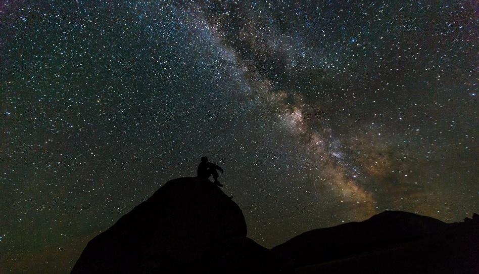 Die Ausdehnung des Universums zeugt von einer Schöpfung Gottes