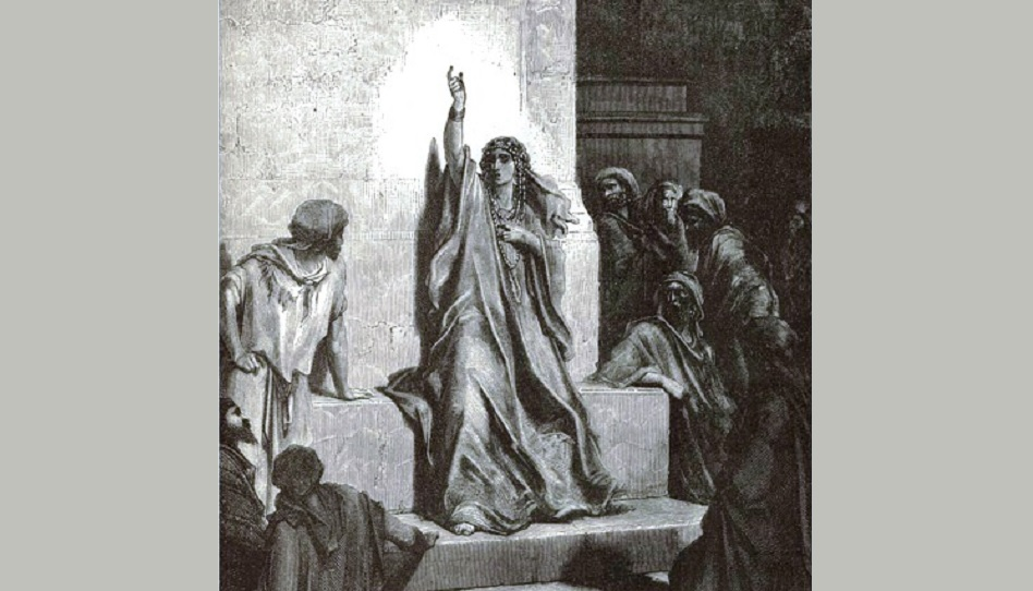Noadja Prophetin