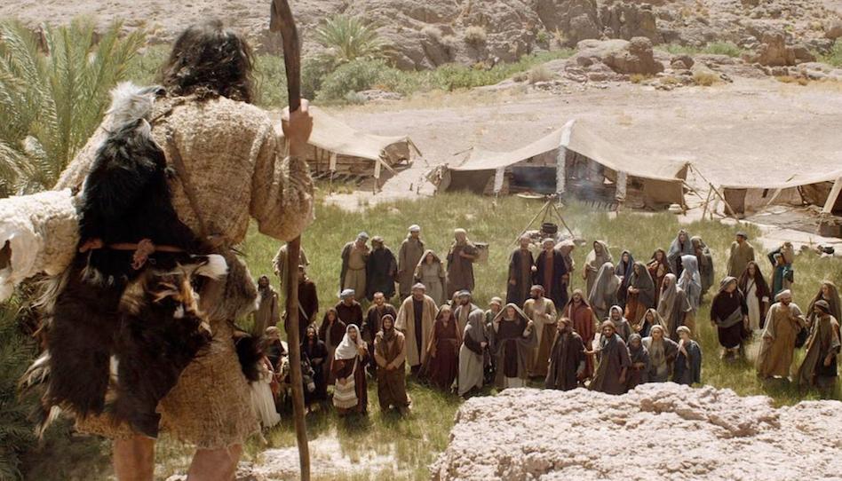 Die zwei aktivsten Influencer zur Zeit Jesu