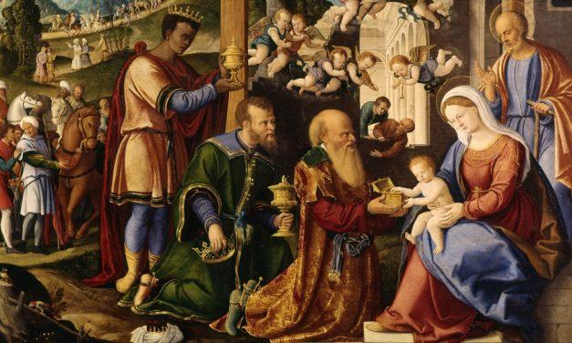 Warum gaben die Weisen Jesus Gold, Weihrauch und Myrrhe?
